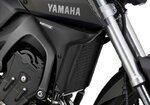 Kühlerseitenverkleidung Bodystyle Yamaha MT-09 14-16 grau-matt