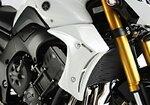 Kühlerseitenverkleidung Bodystyle Yamaha FZ8 10-13 weiss