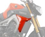 Kühlerseitenverkleidung Bodystyle Yamaha MT-09 14-15 orange Pic:1