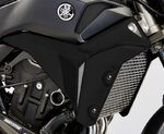 Radiator Side Cover Bodystyle Yamaha MT-07 14-18 unpainted