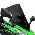 Racingscheibe Bodystyle Kawasaki Ninja 650 17-18 schwarz getönt (durchsichtig)