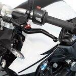 V-Trec Bremshebel + Kupplungshebel Set kurz / lang mit ABE Honda CB 1000 R 08-16 Pic:3