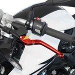 V-Trec Safety Manetas Freno + Embrague Set abatible Yamaha XT 1200 Z Super Tenere 10-18 Pic:4