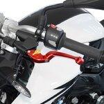 V-Trec Safety Manetas Freno + Embrague Set abatible Yamaha XT 1200 Z Super Tenere 10-18 Pic:5