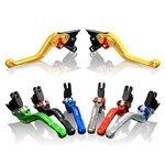 V-Trec Brake + Clutch Lever Set short / long Honda NC 700 X 12-13