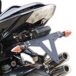 Kennzeichenhalter Kawasaki Z 750 07-12