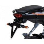 Kennzeichenhalter KTM 125/ 200 /390 Duke 11-16