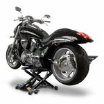 Motorcycle lift ConStands Mid-Lift XL black