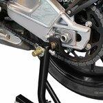 Rangierhilfe Montageständer hinten ConStands Mover II Racing schwarz Pic:5