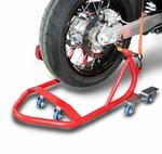 Motorcycle rear paddock stand dolly ConStands Mover
