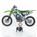 ConStands Hydraulik Hebebühne Moto Cross Lift XL schwarz
