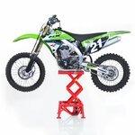 ConStands Hydraulik Hebebühne Moto Cross Lift XL rot