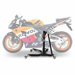 Motorrad Zentralständer ConStands Power Honda CBR 1000 RR Fireblade 04-07, Adapter+Rollen inkl.