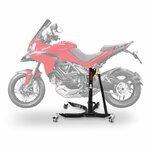 Motorrad Zentralständer ConStands Power Ducati Multistrada 1200 10-14, Adapter+Rollen inkl.