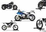 ConStands Motorrad Montageständer Wippe Vorderrad  Easy Plus Pic:9