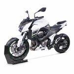 Motorradwippe Transportständer ConStands Easy Transport-Fix schwarz Pic:4