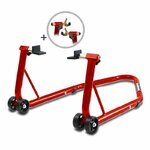 Paddock stand achter wiel ConStands Universal-Racing S rood