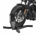 ConStands Motorrad Montageständer Wippe Vorderrad  Easy Plus Pic:5
