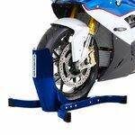 Motorradwippe ConStands Easy Plus blau