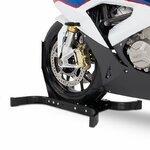 ConStands Motorrad Montageständer Wippe Vorderrad  Easy Plus Pic:1