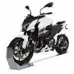 Motorradwippe Transportständer ConStands Easy Transport-Fix Verzinkt