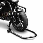 Motorrad Lenkkopf-Montageständer ConStands Vario inkl. Adapter Set 13-18mm Pic:7
