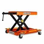 Motorrad Rangierhilfe Hebebühne Lift ConStands M orange