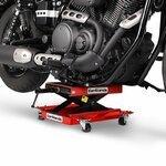 Motorrad Rangierhilfe Hebebühne Lift ConStands M rot Pic:6