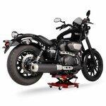 Motorrad Rangierhilfe Hebebühne Lift ConStands M rot Pic:4