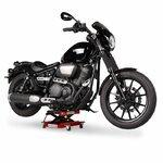 Motorrad Rangierhilfe Hebebühne Lift ConStands M rot Pic:5