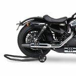 Motorrad Montageständer Hinterrad ConStands Vintage schwarz Pic:5