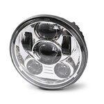 Hauptscheinwerfer Craftride LED 5,75 Zoll für Harley Davidson chrom