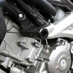 Sturzpads Suzuki Gladius 650 09-15 Carbon