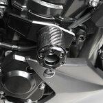 Sturzpads Kawasaki Z 1000 10-17 Carbon (2-Punkt)