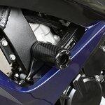 Sturzpads Suzuki GSX-R 600/750 06-10 Carbon
