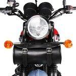 Motorrad Werkzeugrolle Custom  Kansas Pic:7
