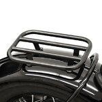 Gepäckträger Beifahrer-Rack Fehling Triumph Bonneville Bobber 17-18 schwarz