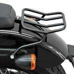 Gepäckträger Fehling Rearrack für Harley Davidson Softail Slim (FLS) 12-17 schwarz