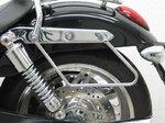 Packtaschenbügel Fehling Triumph Thunderbird 09-15