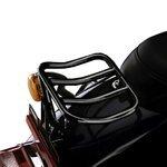 Gepäckträger Fehling Rearrack für Harley Davidson Sportster 1200 Roadster (XL 1200 R) 04-08 schwarz