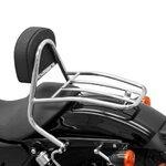 Sissy Bar + Gepäckträger Fehling Harley Davidson Sportster 1200 Custom (XL 1200 C) 04-16