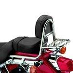Sissy Bar + Gepäckträger Fehling Honda Shadow VT 125 C 99-09