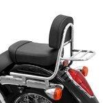 Sissy Bar + Gepäckträger Fehling Honda Shadow VT 750 C/ C2/ C4 04-15