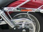 Packtaschenbügel Fehling Harley Davidson Dyna Fat Bob (FXDF) 08-16