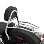 Sissy Bar + Gepäckträger Fehling Harley Davidson Dyna Street Bob (FXDB) 09-17