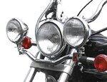 Lampenhalter für Zusatzscheinwerfer Fehling Suzuki Intruder VS 600/750/800/1400/LS 650 Savage 86-03