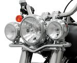 Light bar Fehling for Harley Davidson Fat Boy Special (FLSTFB) 10-16