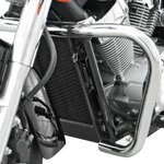 Sturz-Bügel Fehling Honda Shadow VT 750 C/C2/C4 04-16 silber