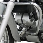 Sturz-Bügel Fehling Honda VT125 C/ VT125 C2 Shadow 99-08 silber