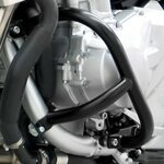 Sturz-Bügel Fehling Suzuki Bandit 650 S 07-16 schwarz